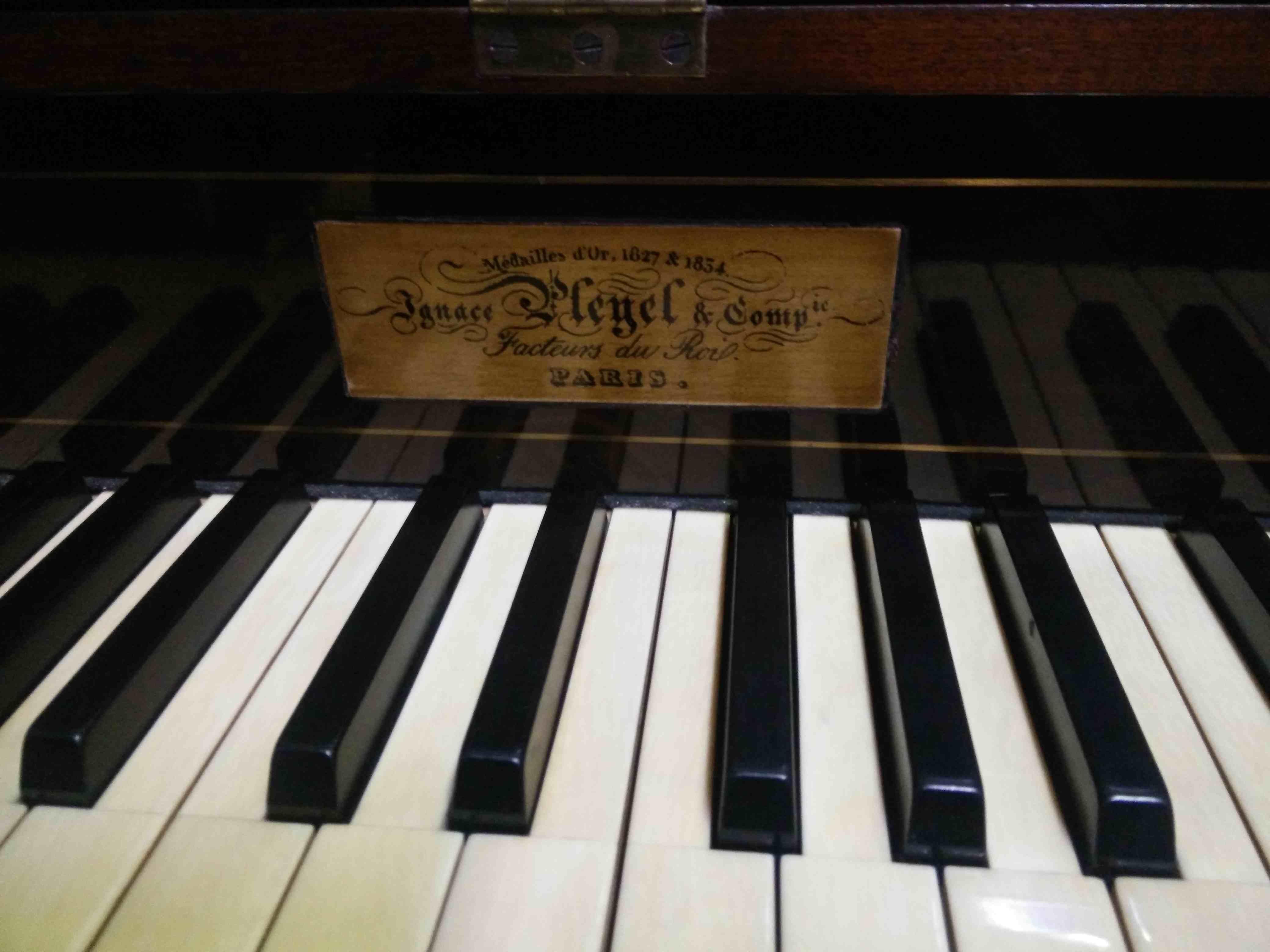 pianoforte incontri del terzo tipo